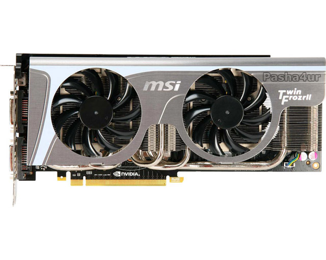 MSI N480GTX Twin Frozr II