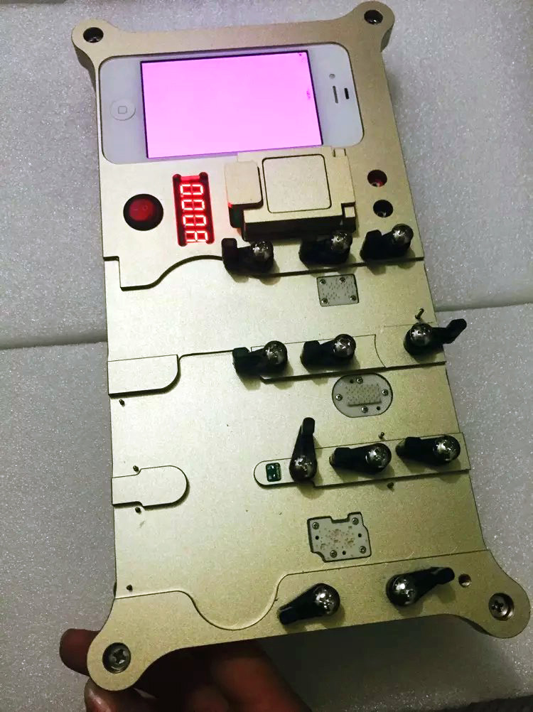 ipad nand chip serial number changer