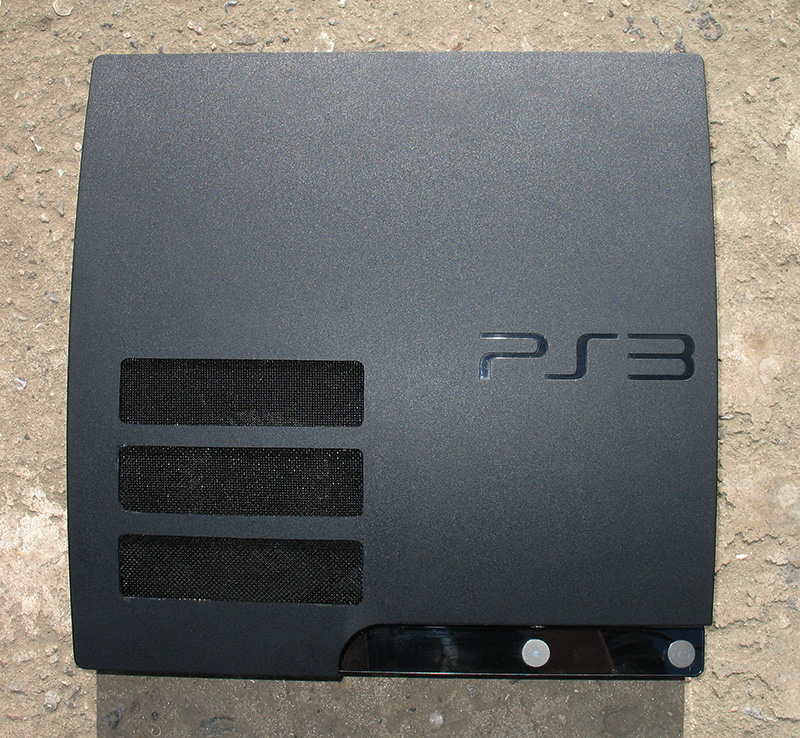 Improving design PlayStation 3: cooling mod - Pasha4ur Blog