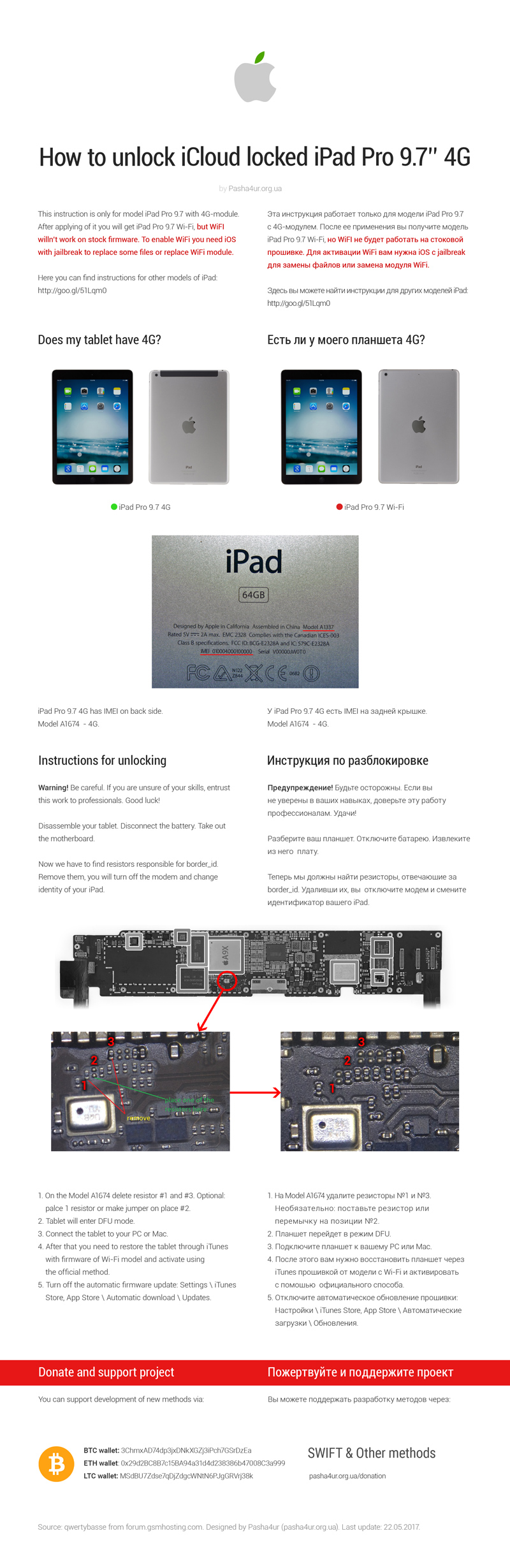 Bypass iCloud on Apple iPad mini 3 with Retina Cellular