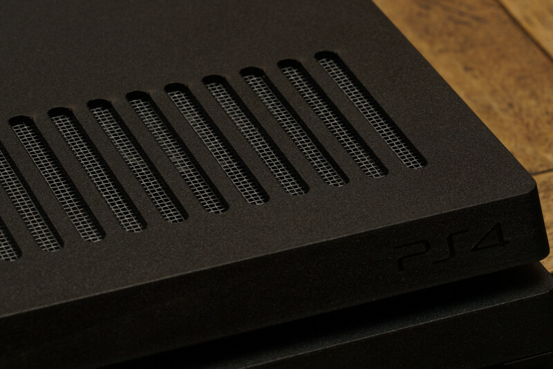 playstation 4 pro cooling
