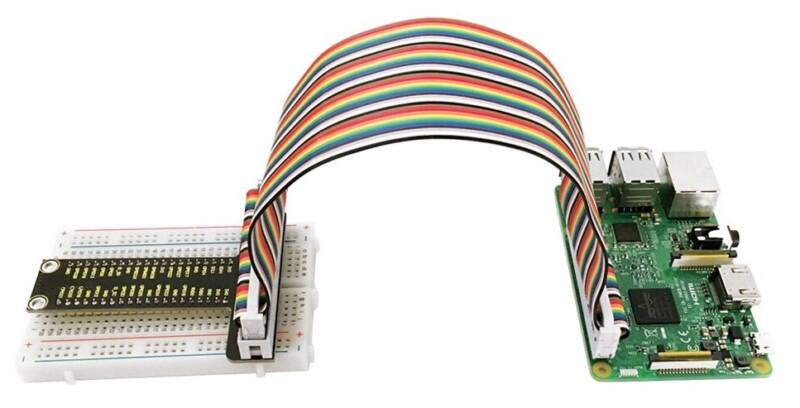 Raspberry Pi 4 GPI Extender