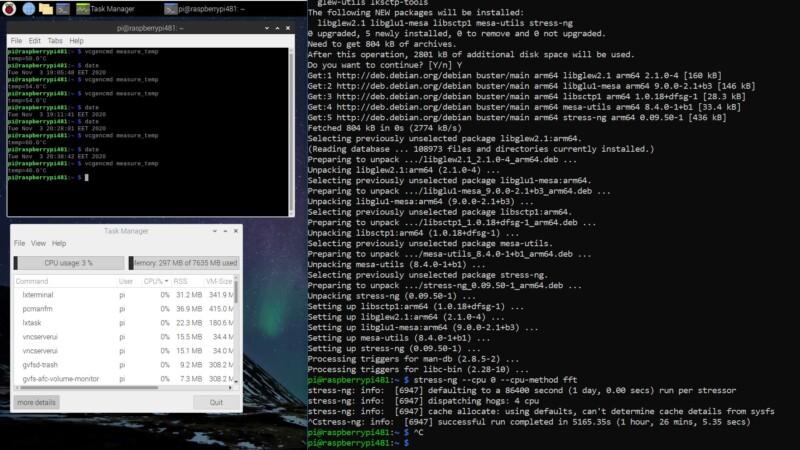 Raspberry Pi 4 cooling